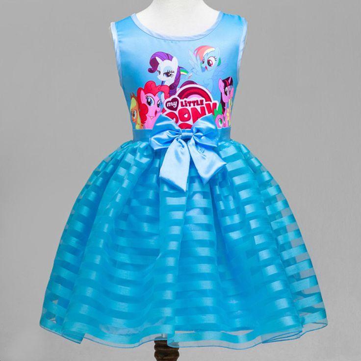 $9.49 (Buy here: https://alitems.com/g/1e8d114494ebda23ff8b16525dc3e8/?i=5&ulp=https%3A%2F%2Fwww.aliexpress.com%2Fitem%2FSummer-Girls-Dress-Cute-Princess-Dress-Girls-My-Pony-Dress-Little-Girls-Party-Dress-Style-Movies%2F32752543753.html ) Summer Girls Dress Cute Princess Dress My Pony Dress Little Girls Party Style Movies Animal Pony Dress for just $9.49