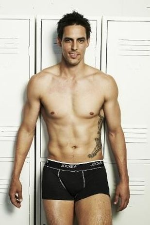 Australian Cricketer Mitchell Johnson   A Totally Scientific Ranking Of 24 Male Athletes Turned Underwear Models