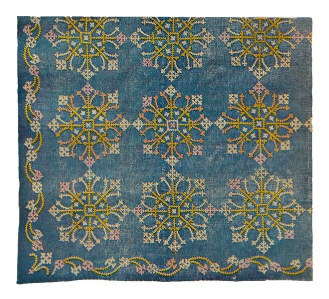 |Vilayet of Aleppo|:: Houshamadyan - a project to reconstruct Ottoman Armenian town and village...Marash Embroidery