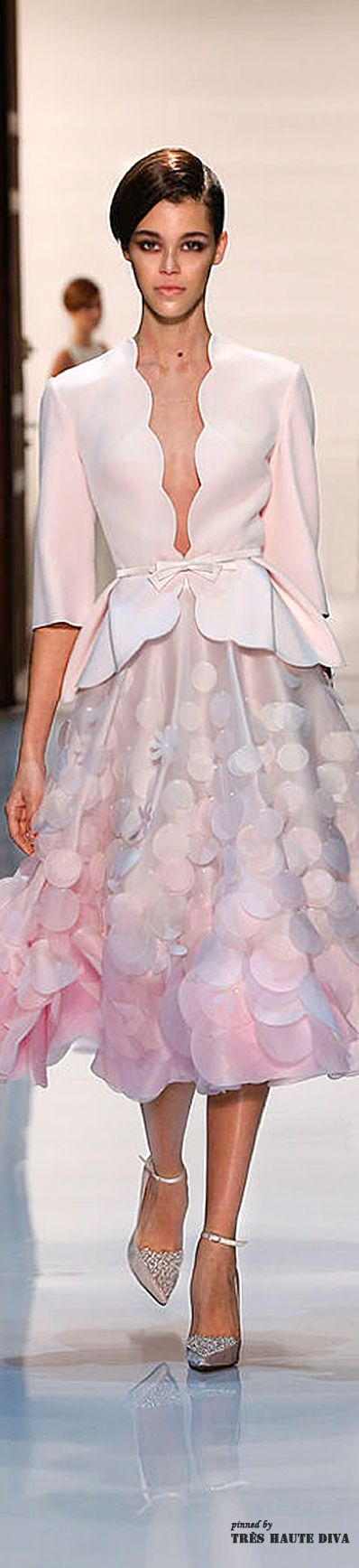 Georges Hobeika Spring 2014 Couture ♔ Runway-The skirt is Amazing www.adealwithGodbook.com