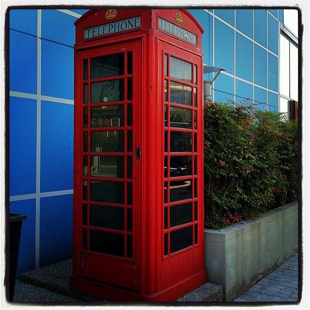 London? #telephone