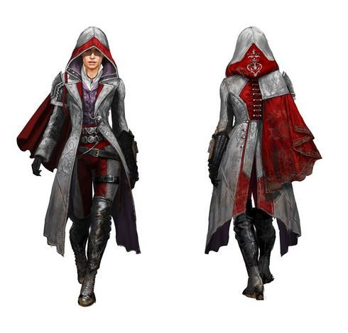 Assassin's Creed Syndicate Female Costume