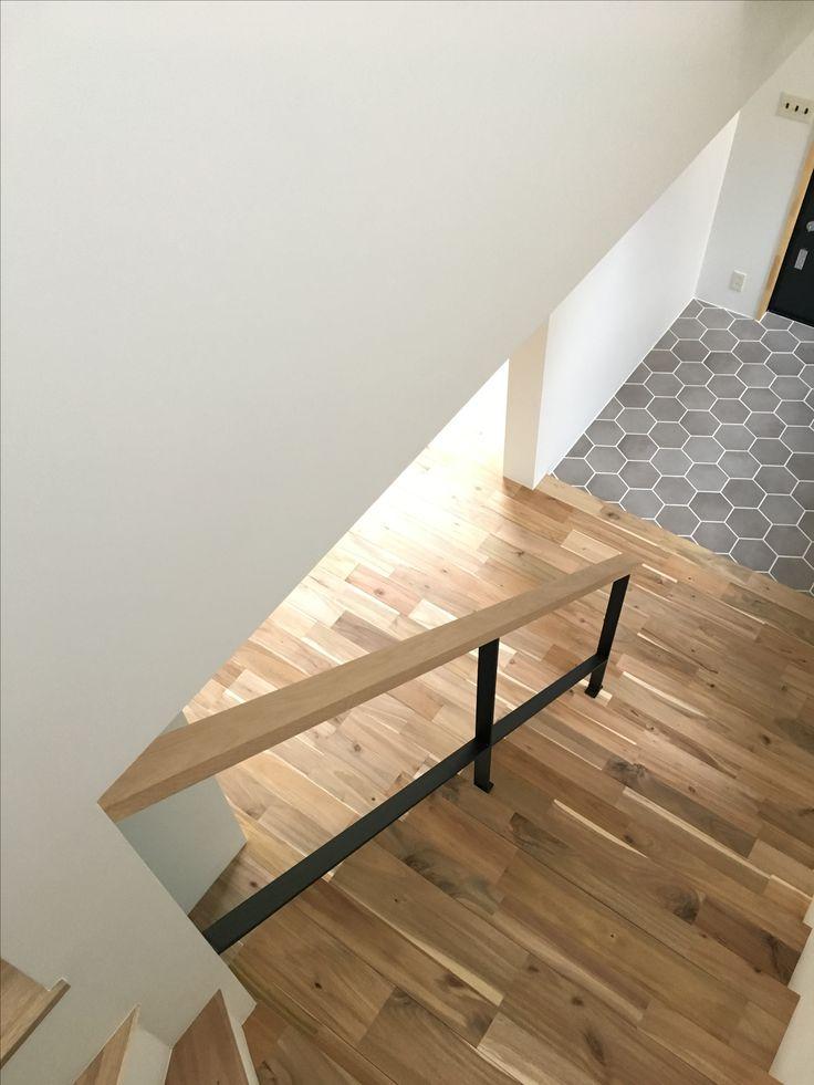ENJOYWORKS/エンジョイワークス/SKELTONHOUSE/スケルトンハウス/stairs/階段/renovation/リノベーション/tile/タイル