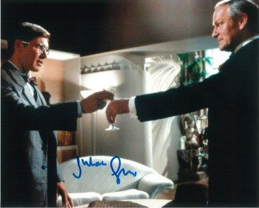 general+maximilian+veers | Julian Glover hand signed autograph #6