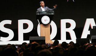 Islam Garis Lurus: Catatan Pulang Kampung 1: Tentang Pidato Obama di ...