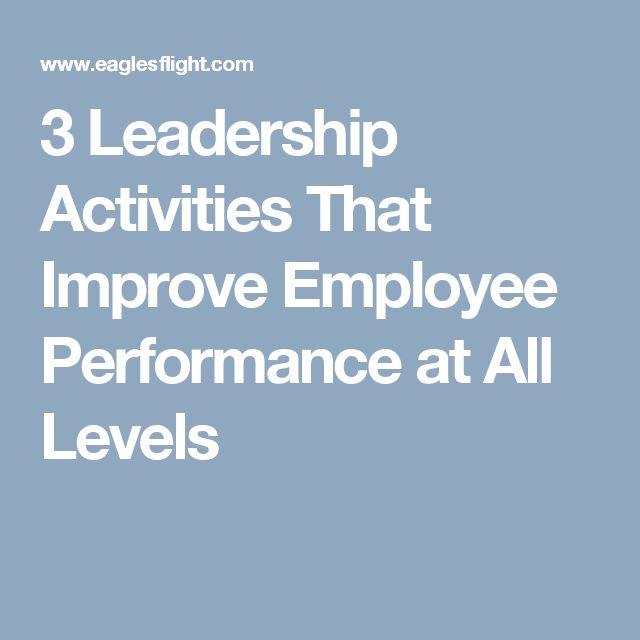 17 Best Ideas About Leadership Activities On Pinterest