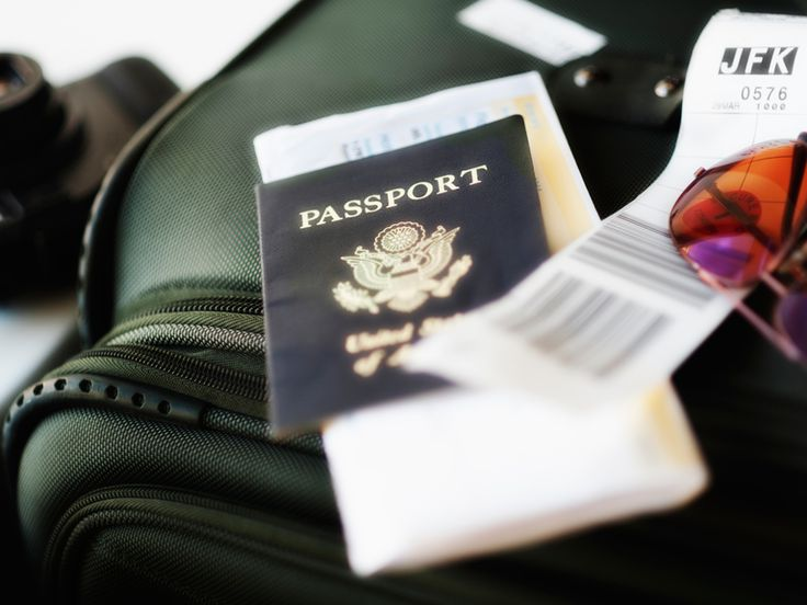 Passport Renewal 101: How to Renew a Passport | Photo by: Getty Images | TheKnot.com