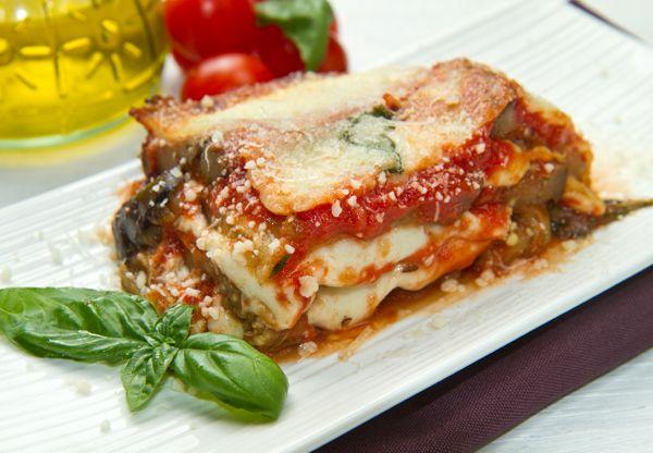 #melanzane alla parmigiana