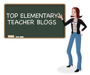 a list of 50 elementary-teacher-blogs
