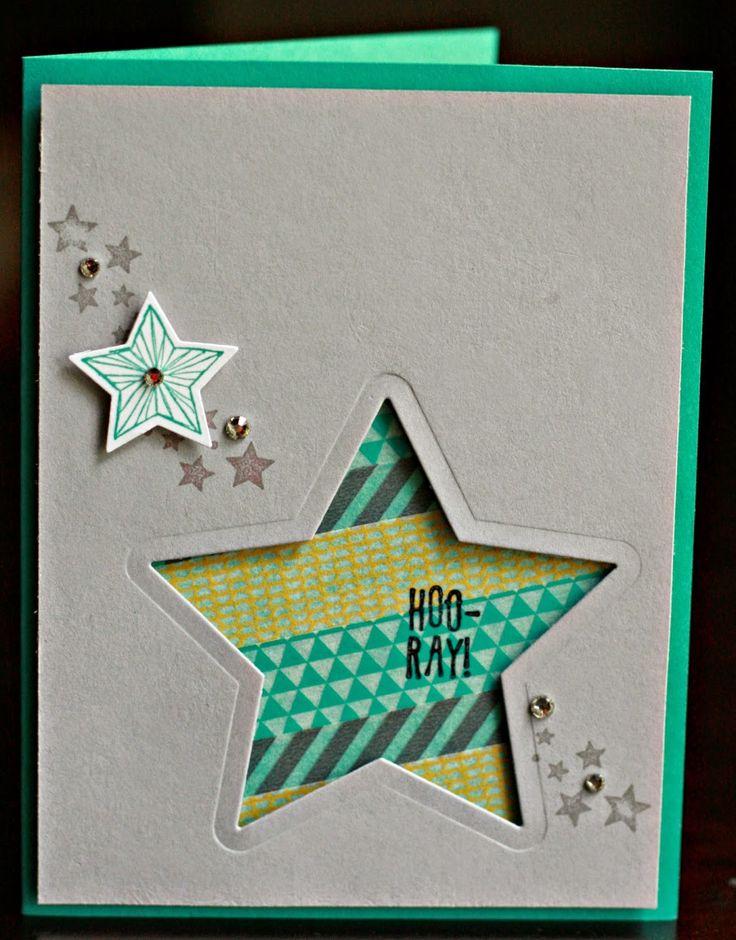 Klompen Stampers (Stampin' Up! Demonstrator Jackie Bolhuis): Washi Tape: Day 2