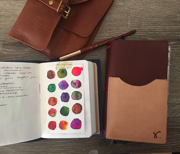 Making #christmas plans in my #b6slim and daydreaming about which #sojourner I need to add to my collection and #a5 a #b6slimdesigner a pocket... alllll the Sojos! Love how my front pocket has gotten a lovely patina as it's been used, loved, carried close. The front pocket fits my iPhone 6plus it's perfect for running out the door and is on par as my favourite travelers notebook with my gillio giramondo. #retrob6slim #midori #midoritravelersnotebook #planner #frontpocketdesign #onmydesk…