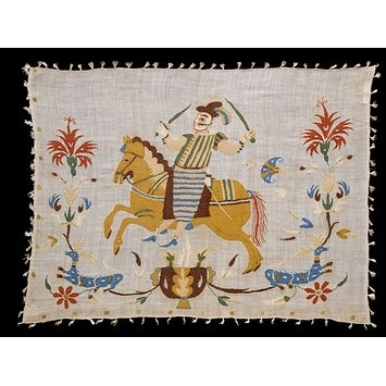 Pillow cover | 18th century | Skiros (island)