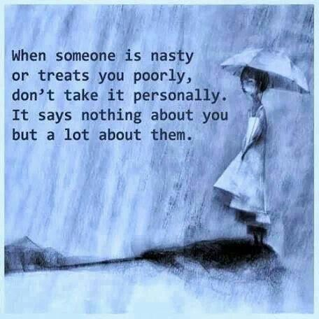 To those who call me a bitch, an asshole, and a slew of other names... This ones for you. Haha. There's nothing wrong with me—clearly there's a lot wrong with you: immaturity, insecurity, dissatisfaction with your own petty life, the list goes on! :P