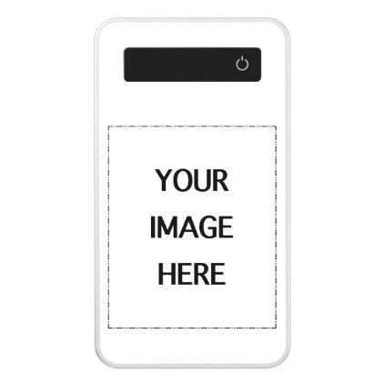 CREATE YOUR OWN POWER BANK - create your own gifts personalize cyo custom