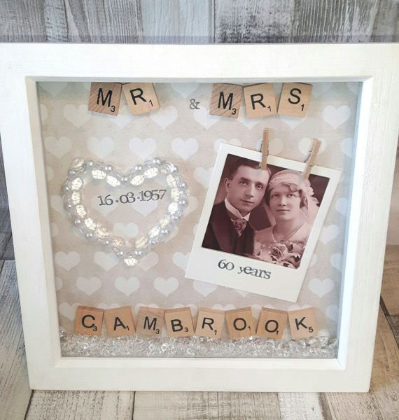 Anniversary Frame Mr And Mrs FrameWedding Decoration Gift