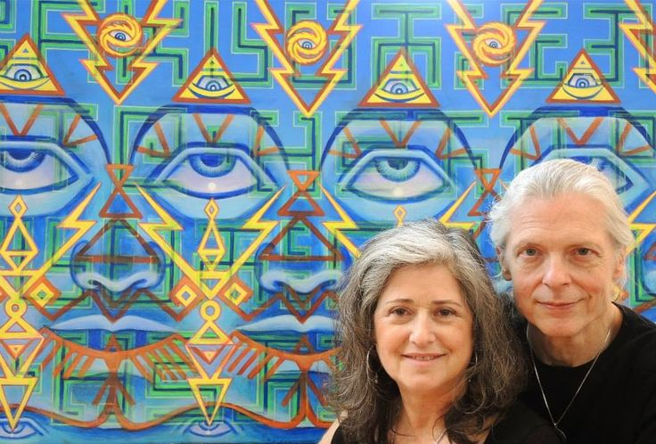Alex and Allyson Grey's Visionary Art Temple, Entheon, Will Be Built | VICE Australia / NZ
