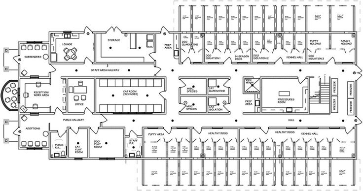 21 Best Images About Dog Care Facility Floorplans On Pinterest