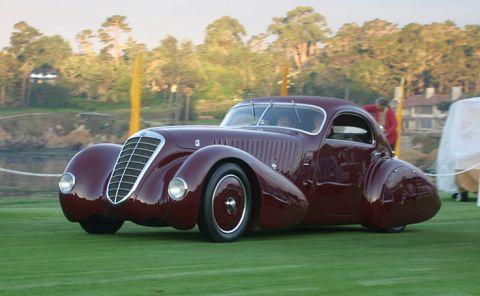 1932 Alfa Romeo 8C 2300 Viotti   Passione Auto D'Epoca
