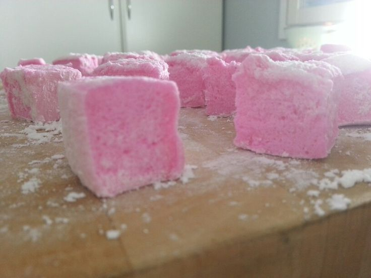 Home made marshmallows! ♥