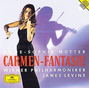 Carmen-Fantasie - Anne-Sophie Mutter - Deutsche Grammophon