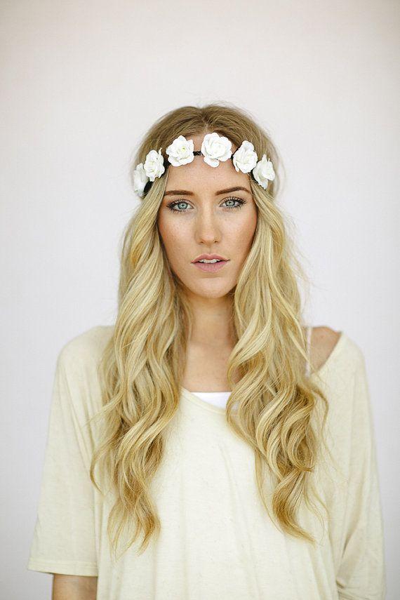 You Wear it Too - Flower Headbands ,