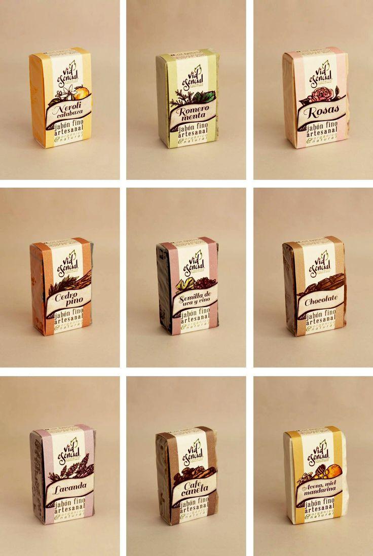 Jabones finos artesanales #soap