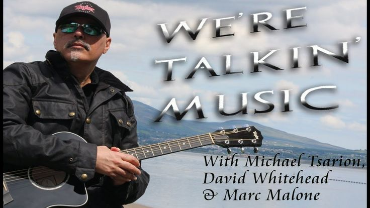 """Unslaved Podcast: We're Talkin' Music (with Marc Malone) (hour 1)  #MichaelTsarion #DavidWhitehead   Published on Jul 30, 2017 -  A conversation with Michael Tsarion, David Whitehead and rock musician Marc Malone. Subjects include Michael's debut project """"Sun Magic,"""" and forthcoming releases, his personal history with guitar playing and composing. Marc speaks about his band """"Torous,"""" and the challenges musicians face in today's world of mediocrity and compromise."""