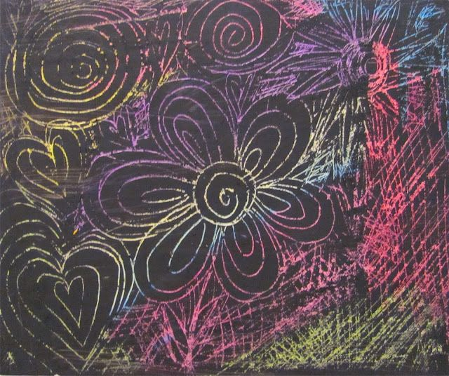 How to Create Your Own Scratch Art