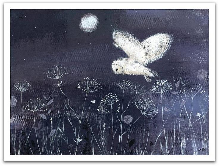 Lucy Grossmith - Barn Owl