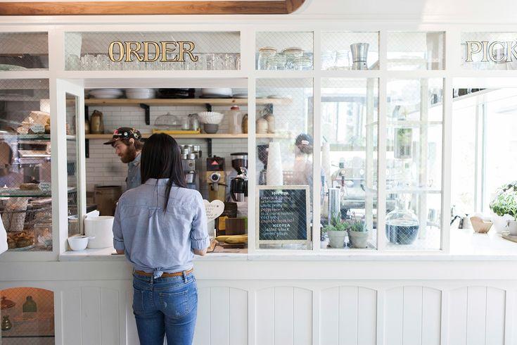 Chicago: Plein Air Café - Kinfolk