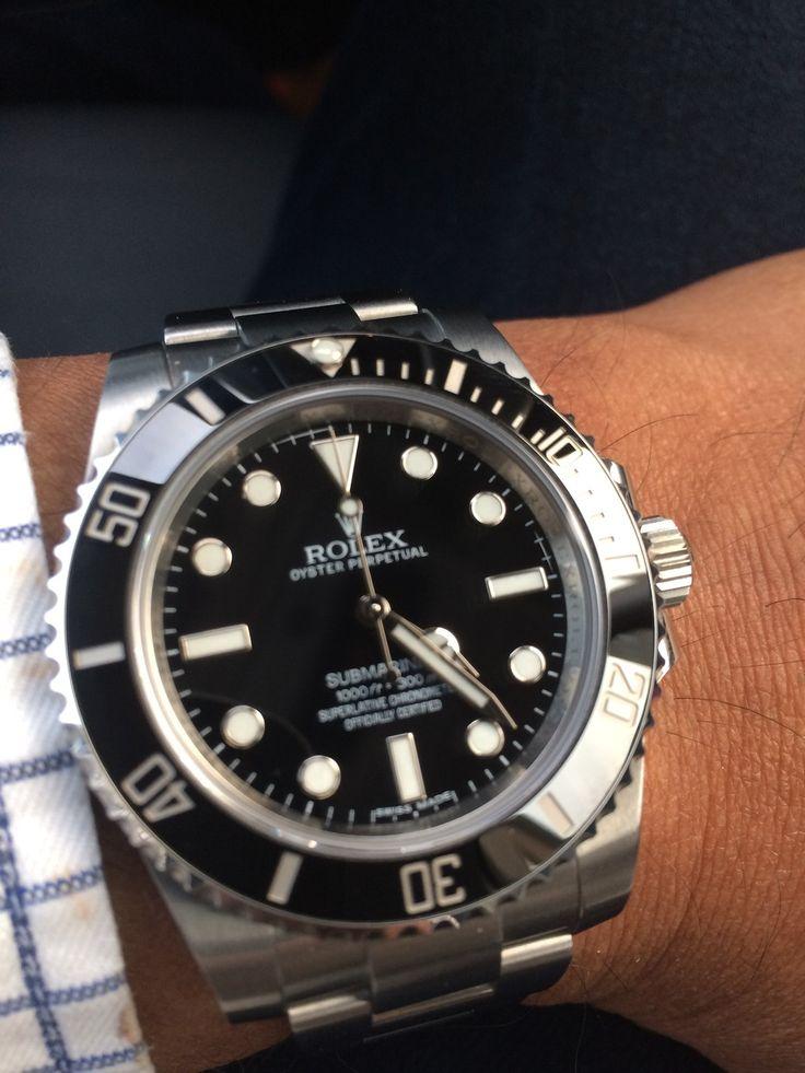 Massasje Thai Oslo Rolex Submariner Date