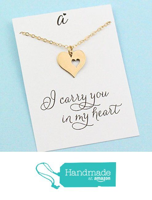 Miscarry Necklace . Subtle Gift . Mother and Child . Pregnancy Miscarriage Loss . Gold Double Heart Necklace . Two Hearts . Remembrance . Memorial Charm . GOLD OR SILVER from A Charmed Impression https://www.amazon.com/dp/B01N0L37XP/ref=hnd_sw_r_pi_dp_YNfSybFK1TKQC #handmadeatamazon