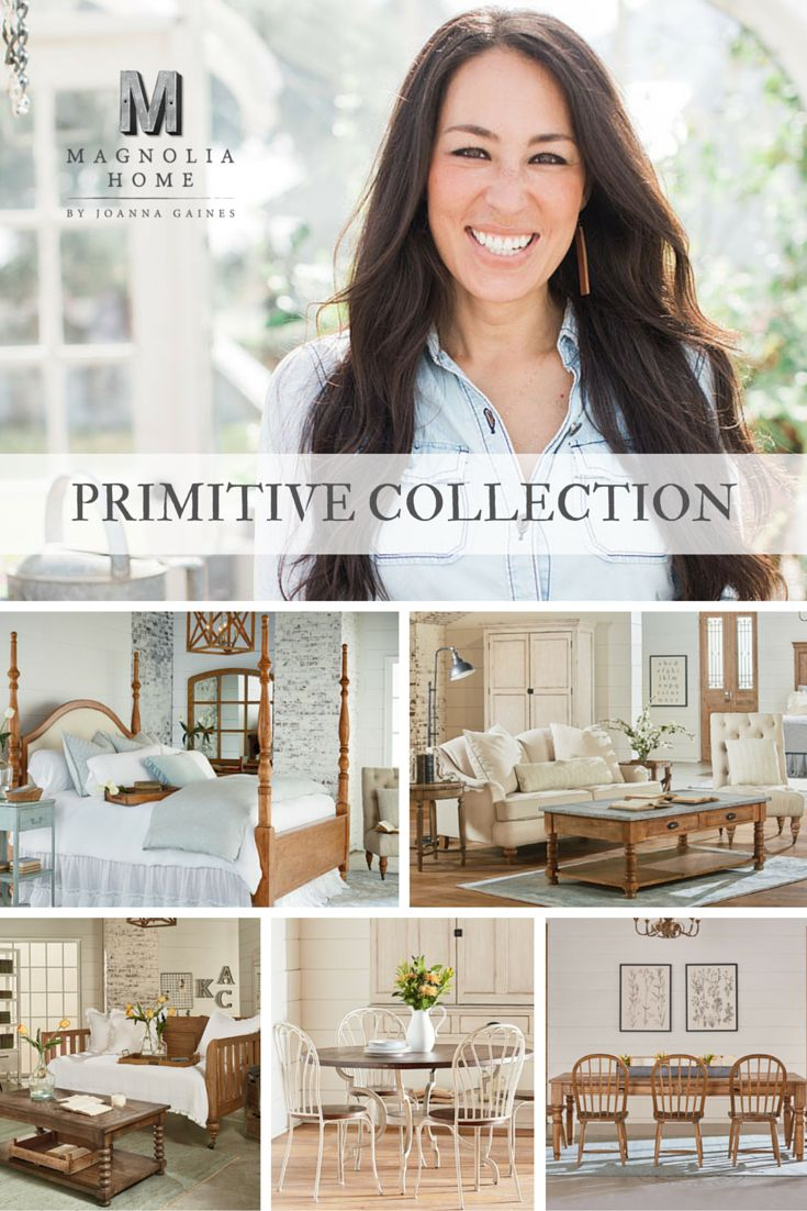 Take a closer look at the Primitive pieces in the Magnolia Home by Joanna Gaines furniture line! #magnoliahome #joannagaines