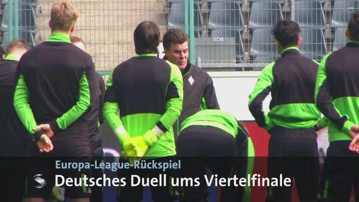 Vor dem Europa-League-Rückspiel zwischen Borussia Mönchengladbach und dem FC Schalke 04 wächst die Spannung. Wer zieht ins Viertelfinale ein?