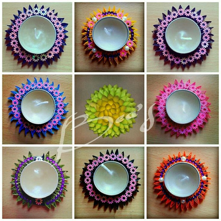 Quilling Craft Quilling Ideas Paper Quilling Quilling Designs Tea Light Candles Tea Lights Candle Stand Candle Holders Decorative Plates & 65 best Aarathi(Decorative Plates) images on Pinterest | Bricolage ...