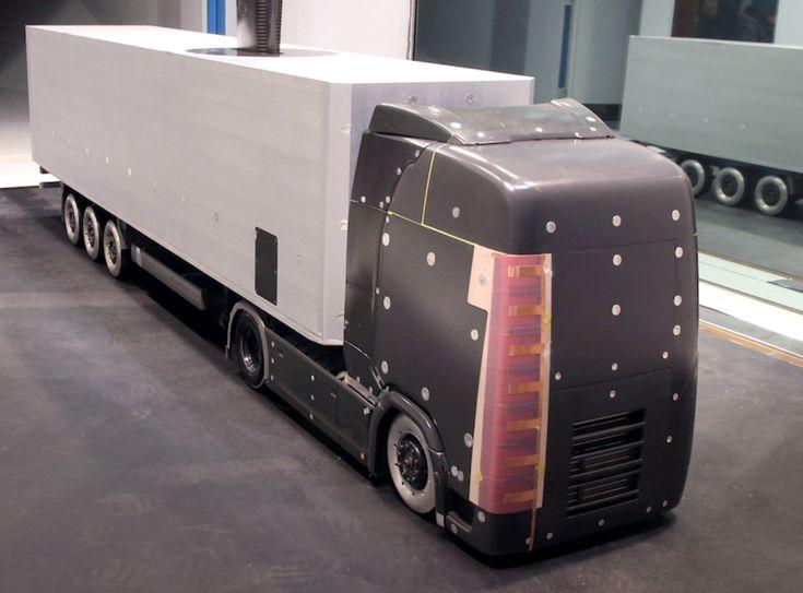 GENIO Italiano Giuseppe Cotellessa: Plasma vortex generators could cut lorry fuel cost...