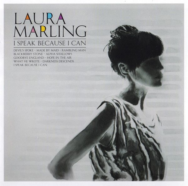 Laura Marling - I Speak Because I Can (CD, Album) at Discogs