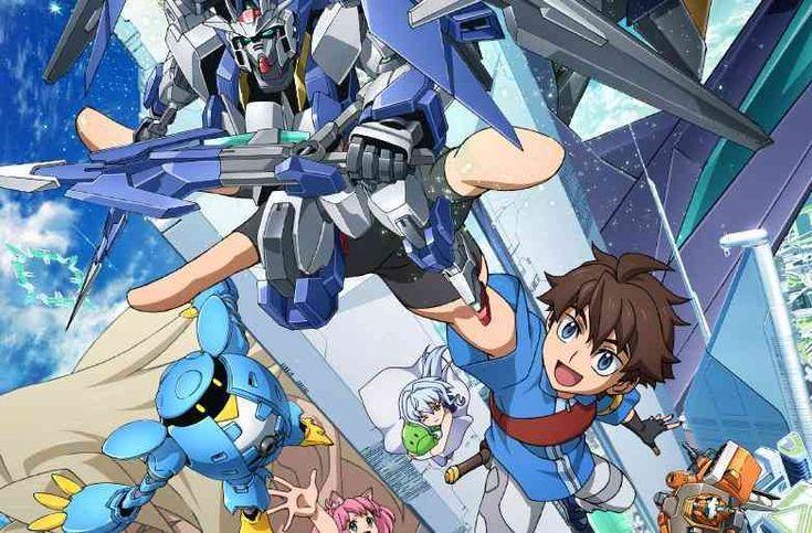 Gundam Build Divers Subtitle Indonesia Batch Gundam