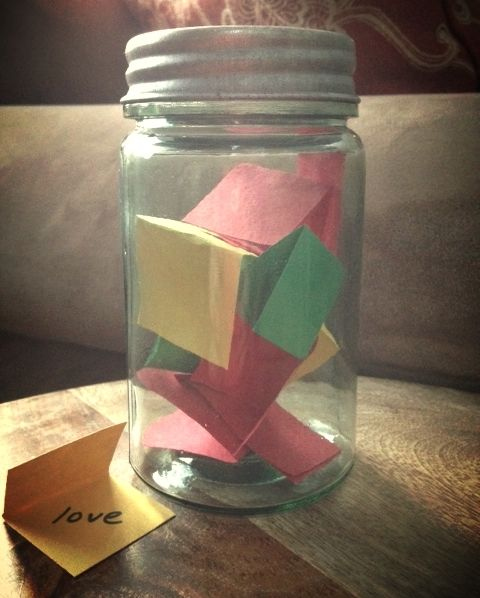 The Love Jar: A Beautiful Gratitude Practice for Couples
