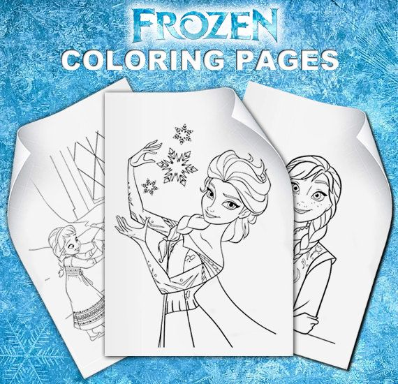 Frozen Wedding Coloring Pages : Best kids wedding stuff images on pinterest coloring