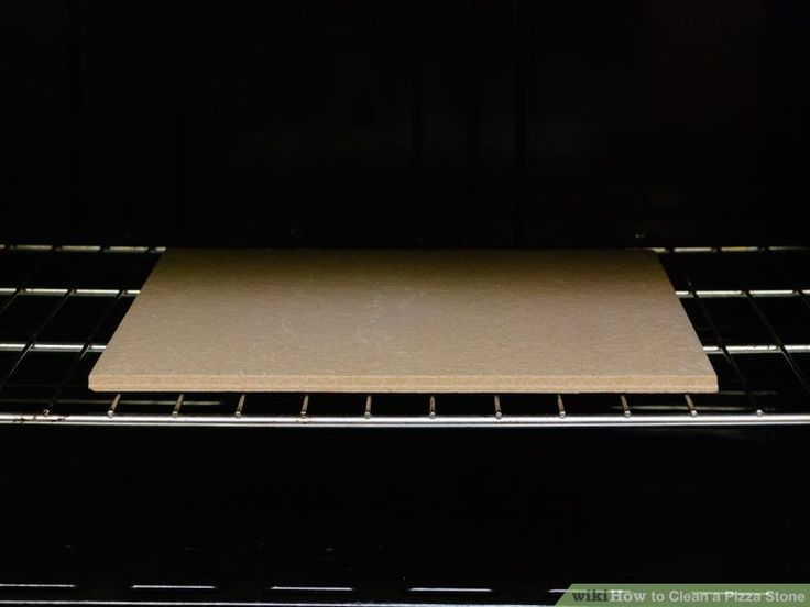 3 Ways to Clean a Pizza Stone - wikiHow