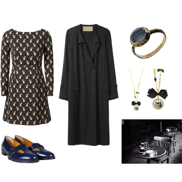 ""","" by hortumsuzfil on Polyvore"