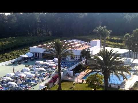 A vista de pájaro - Hotel Nuevo Vichona #Sanxenxo www.nuevovichona.com #hotel #nuevovichona #Galicia