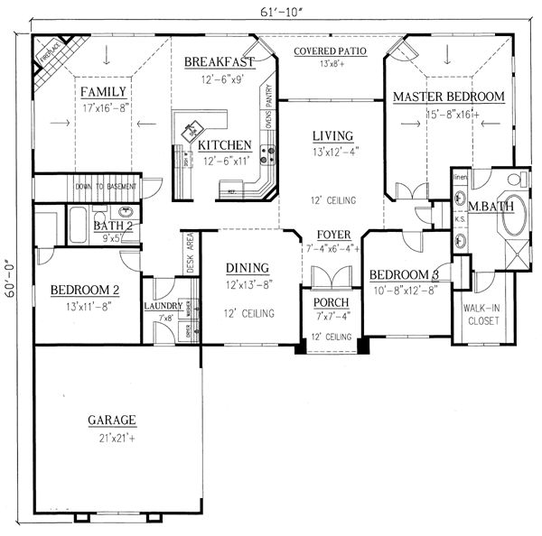 Best Floor Plans Images On Pinterest Architecture Small - Cluster home floor plans