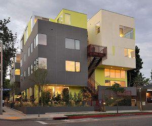 168 best Contemporary Apartment Buildings images on Pinterest ...