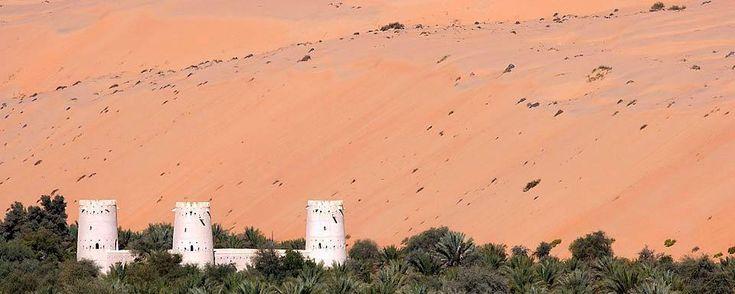 L'oasi di Liwa - Emirati Arabi Uniti - Dubai e gli Emirati