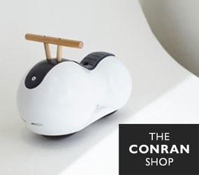 Our new Spherovelo launching through The Conran Shop