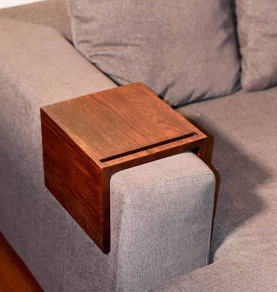 Couch Table Couch Arm Table Custom Sofa Arm Tray