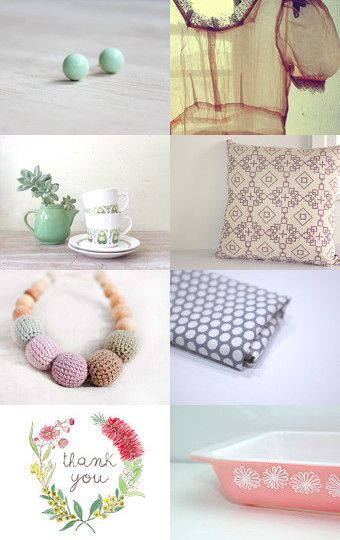curated by www.etsy.com/shop/loveandrummage --Pinned with TreasuryPin.com