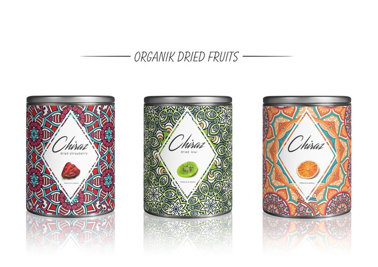 Chiraz (Concept) on Packaging of the World - Creative Package Design Gallery